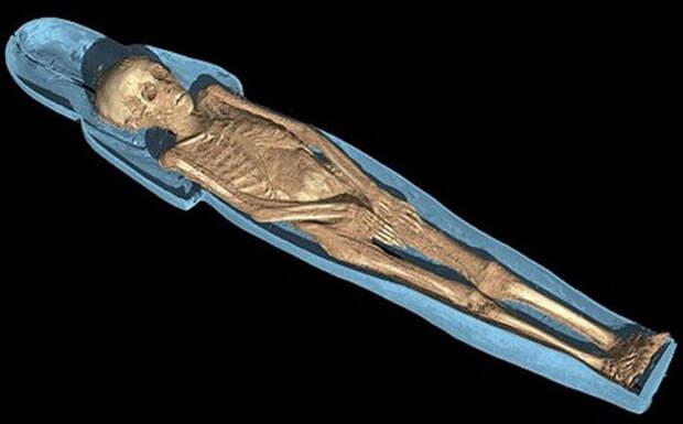 Тайны древних саркофагов