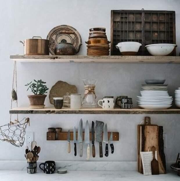 10 необычных идей для кухни