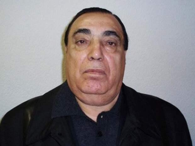 Портрет Аслана Усояна. Wikimedia Commons