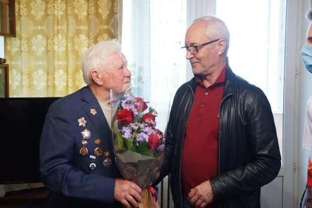 Депутат МГД Евгений Герасимов рассказал о подарках для ветеранов в рамках акции «Историческая память»
