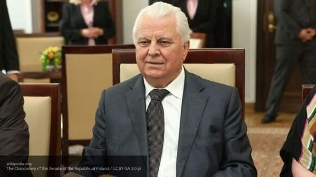 Кравчук рассчитывает на помощь США в разрешении ситуации в Донбассе