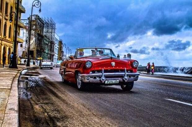 Машина времени: Фидель Кастро и его автомобили