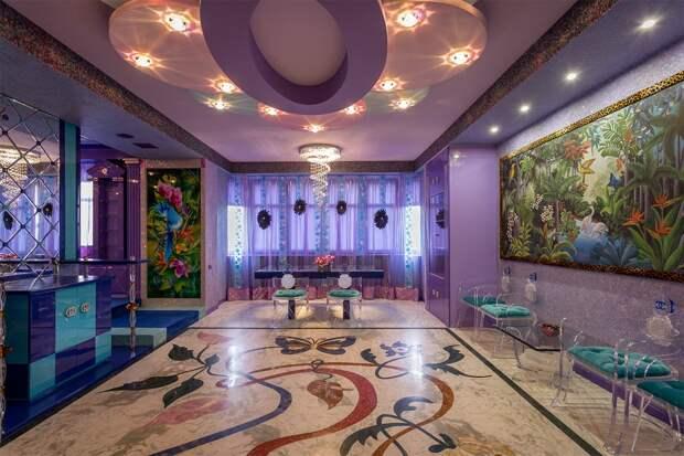 Так жить нельзя: VIP-квартира гламурного украинца!