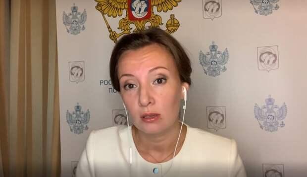 «Как можно смотреть спокойно, когда 80 детей практически голодают?»: Анна Кузнецова проверила детдома Крыма
