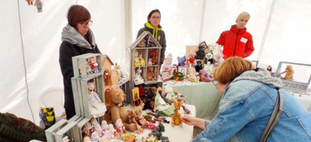 Фестиваль народных искусств во Владимире собрал полторы сотни мастеров из разных регионов
