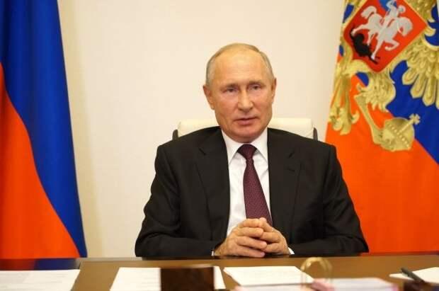 Путин подписал указ о награждении Чайки и Беглова