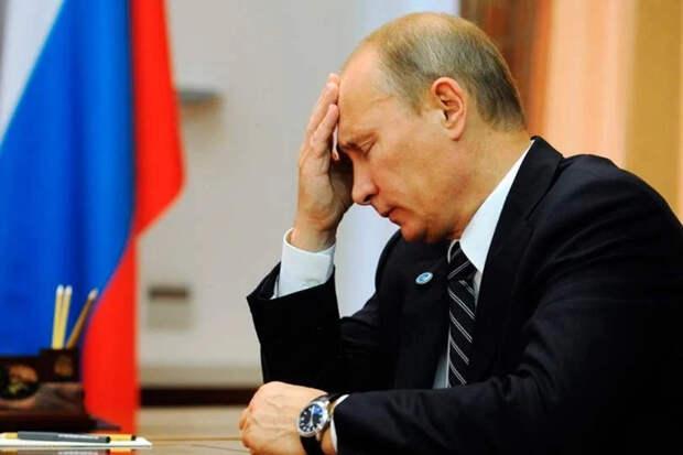 С Нового года Путин снова начнёт часто нападать на Украину