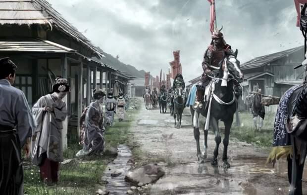 7 мифов о самураях и самурайских мечах
