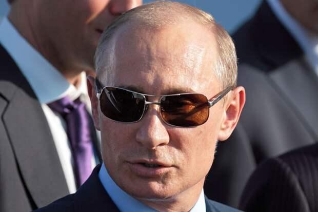 Владимир Путин не оставил шансов Ангеле Меркель