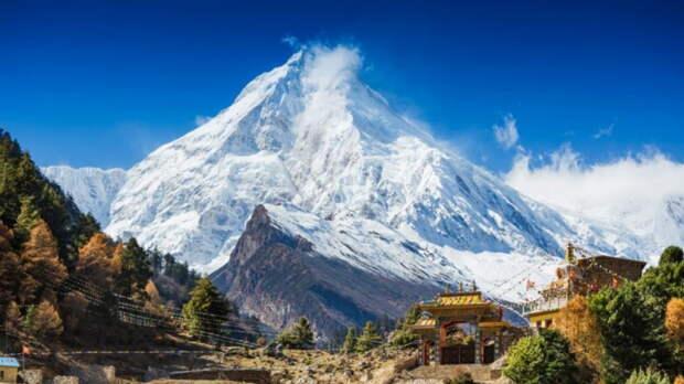 Ученые обнаружили, что дождь может «двигать горы»