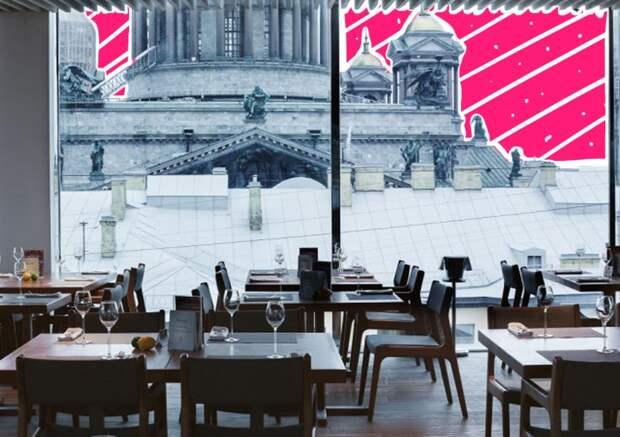 9 лучших ресторанов Санкт-Петербурга