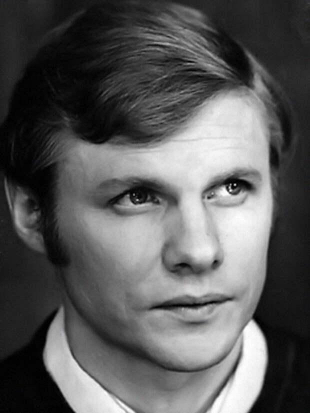 Виталий Соломин, 60-е годы. / Фото: www.kak-do-ma.ru