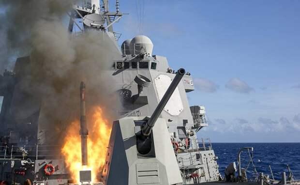 Флоты-пешки Вашингтона в АТР и Европе вооружат дальнобойными «Стандартами-6»: угроза для ВМФ России и Китая удваивается