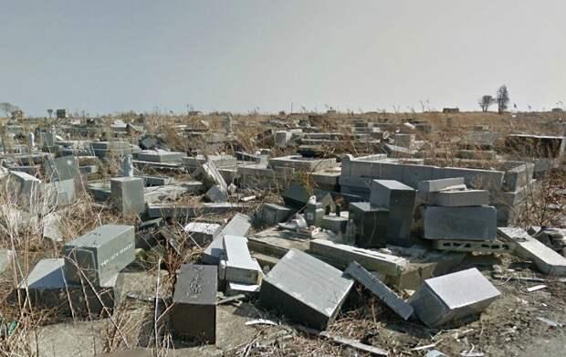 Япония после землетрясения и цунами
