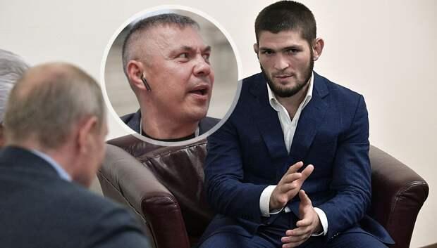 Цзю: «Как бы я ни уважал Хабиба, но звание Героя России? За что?»