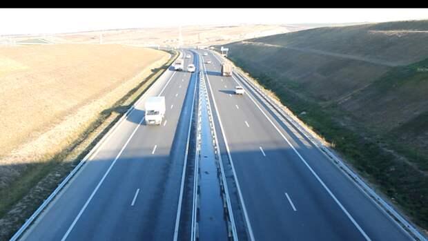 В Росавтодоре рассказали о планах развития транспортного сообщения между Крымом и Кубанью