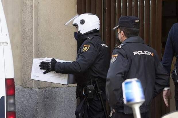 У банды испанских наркодилеров нашли полторы тонны кокаина