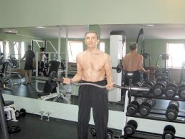 Несложные упражнения против старости