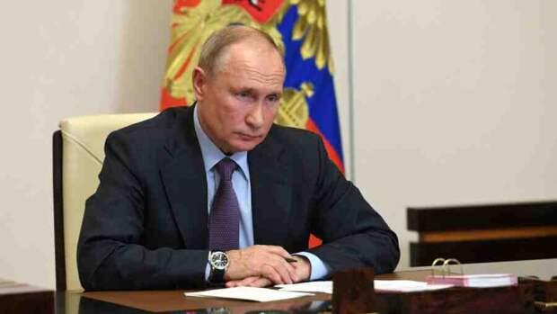 Президент России назвал главную ценность в международных отношениях