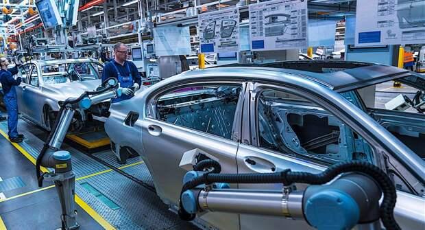 Автомобильная отрасль потеряет 110 млрд долларов в 2021 года из-за дефицита чипов