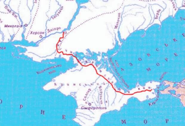 Россия будет брать Херсонщину и Крымский канал. Остальное для отвлечения внимания, - генерал Бен Ходжес