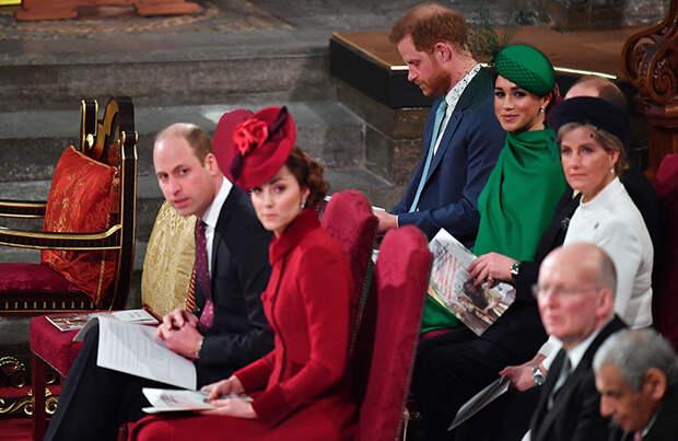 «На голову выше Меган и Гарри». Кейт Миддлтон и принц Уильям обрели власть после ухода герцогов Сассекских