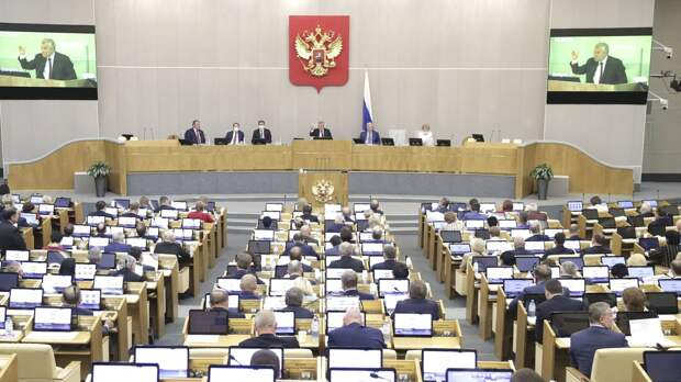 Госдума рассмотрит вопрос о выходе РФ из Договора по открытом небу 19 мая