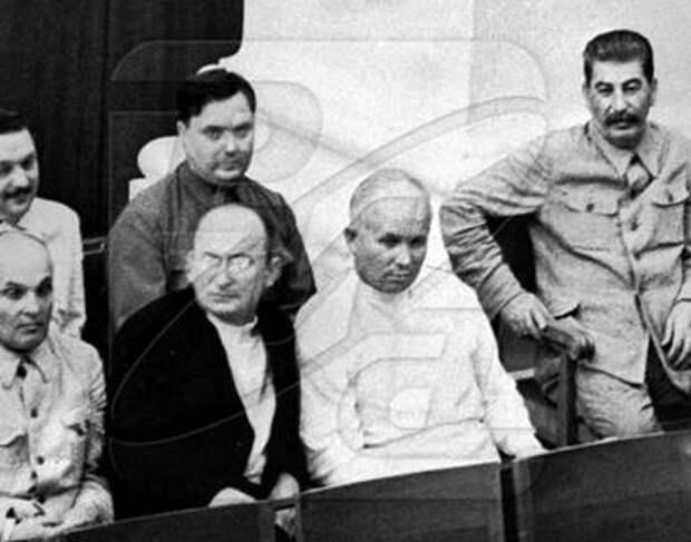 Никита Хрущёв на войне