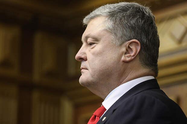 Пете больше не наливаем.... Порошенко заявил о готовности Украины выступить против России
