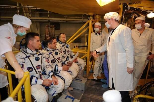 Что рекомендуют ученые космонавтам, чтобы сохранить здоровье