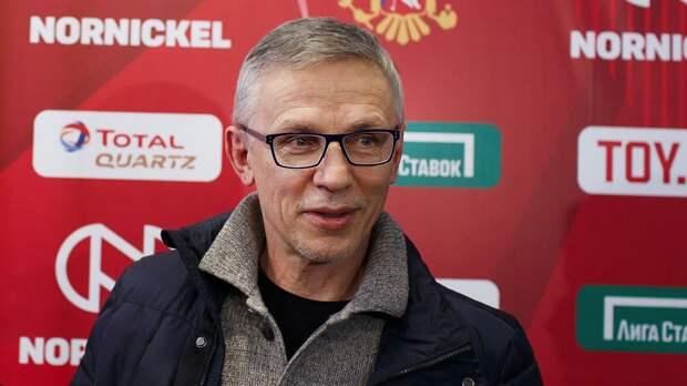 Ларионов: «Сплав опыта и молодости позволяет России рассчитывать на положительный результат на Шведских играх»