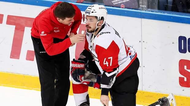 «Заявление «Авангарда» — дополнительный стимул пробиться в НХЛ». Интервью Чинахова об отъезде в Америку