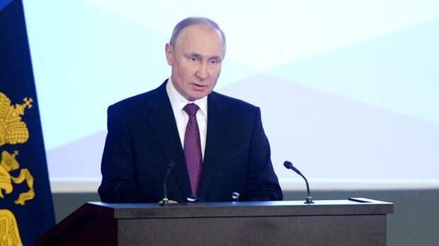 Путин озвучил предложение по продление льготной ипотеки для регионов России