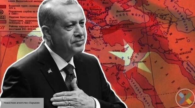 Перминов предупредил Болгарию о планах Эрдогана возродить Османскую империю