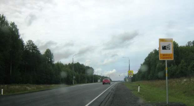 Зону контроля скорости длиной в 5 км создали на трассе «Кола» в Карелии