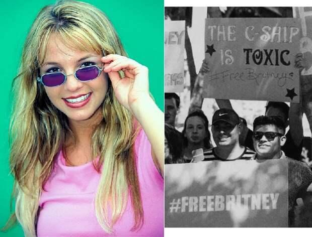 Свободу Бритни Спирс! Что случилось спевицей, ипочему она просит опомощи