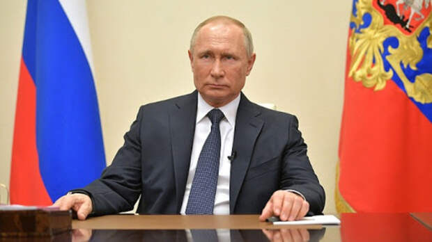 Указ Путина намайские праздники 2021 года