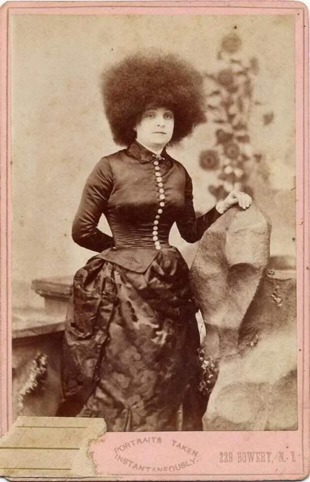 Самые красивые вмире женщины: фальшивые черкешенки, которые выступали вцирках 19 века