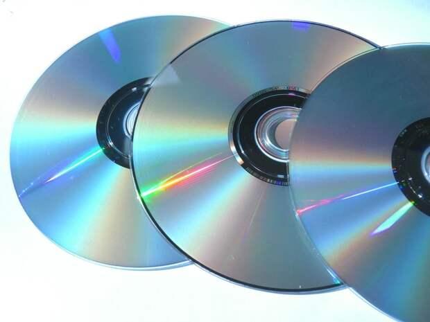 Китайскими разработчиками найден способ создания оптических дисков объемом 700 Tb