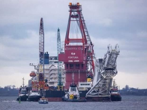 Немецкий чиновник призвал остановить «Северный поток-2»