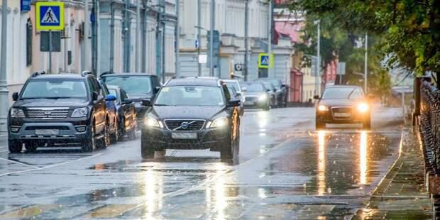 Бригады Мосводостока готовы оперативно отреагировать на усиленные осадки и подтопления/ Фото mos.ru