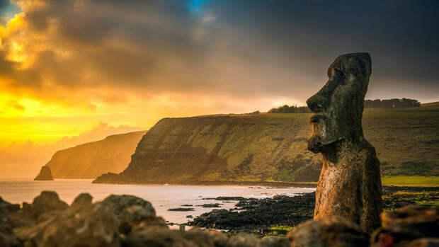 Тайна острова Пасхи - одна из самых интригующих загадок в мире
