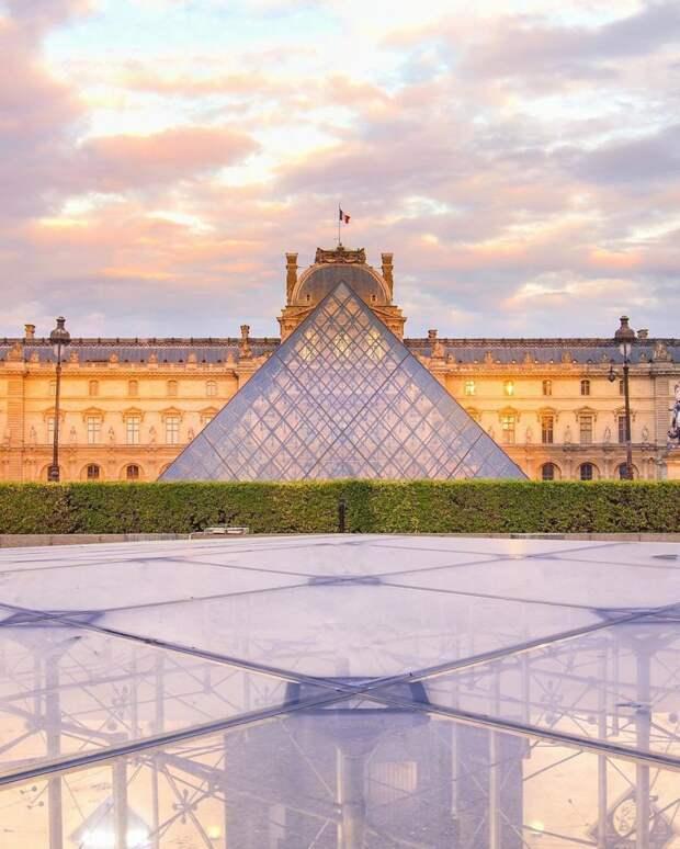 Лувр Париж, Франция Instagram, СССР, достопримечательности, москва, стамбул, сша, универсал, фотография