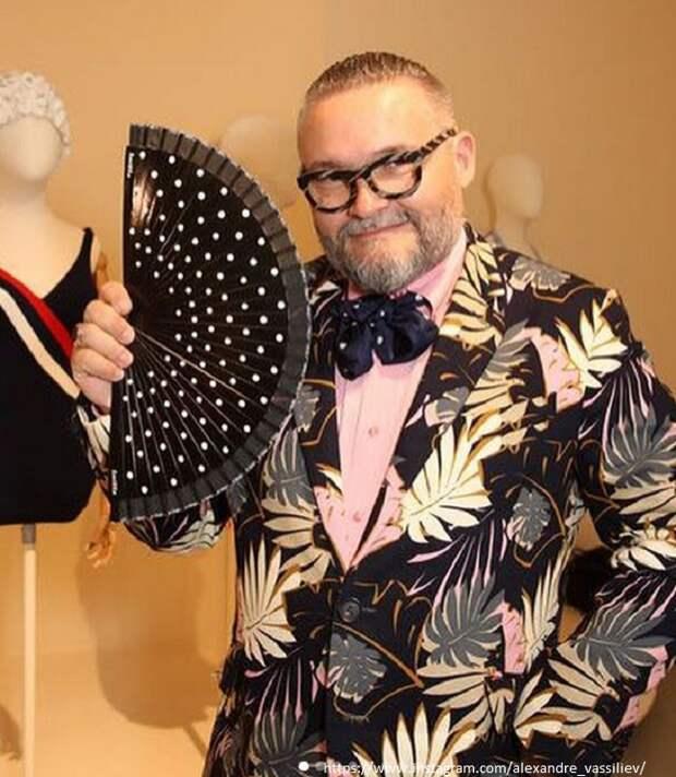 Александр Васильев признался, что его пытались заменить в шоу «Модный приговор»