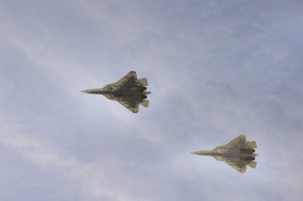 WSJ показал российскую боевую авиацию на границе с Украиной