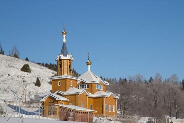 При храме Тихвинской иконы Божией матери в Удмуртии откроют мужской монастырь