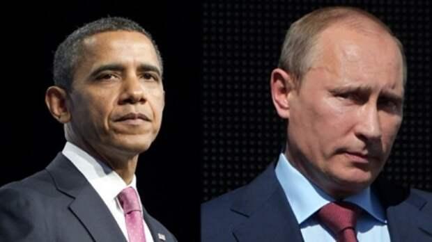 Обама сказал Путину слова, которые произносить не стоило