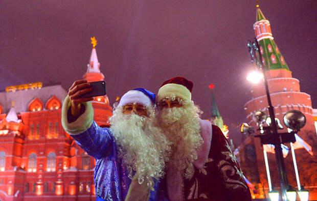 """Иностранцы: """"Новый год в России удивителен! Русские умеют не только отлично воевать, но и дружить и радоваться!"""""""