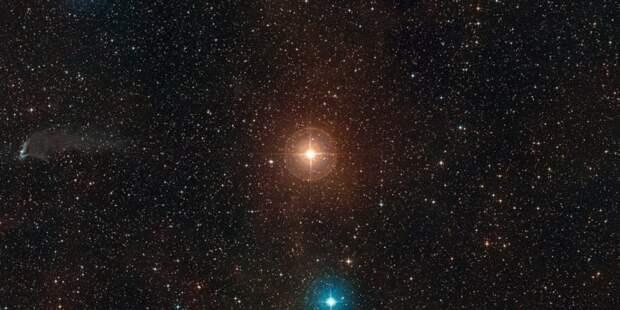 Астрономы открыли одну из древнейших звезд Вселенной