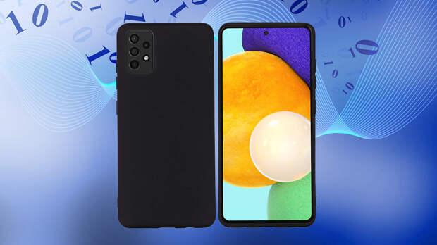 На сайте Samsung в России показали новый ультрабюджетный смартфон